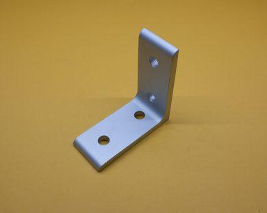 15CB4804-80//20-4301 FAZTEK NEW 15 Series 4 Hole Inside Corner Bracket