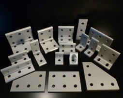 10 Series Brackets and Plates