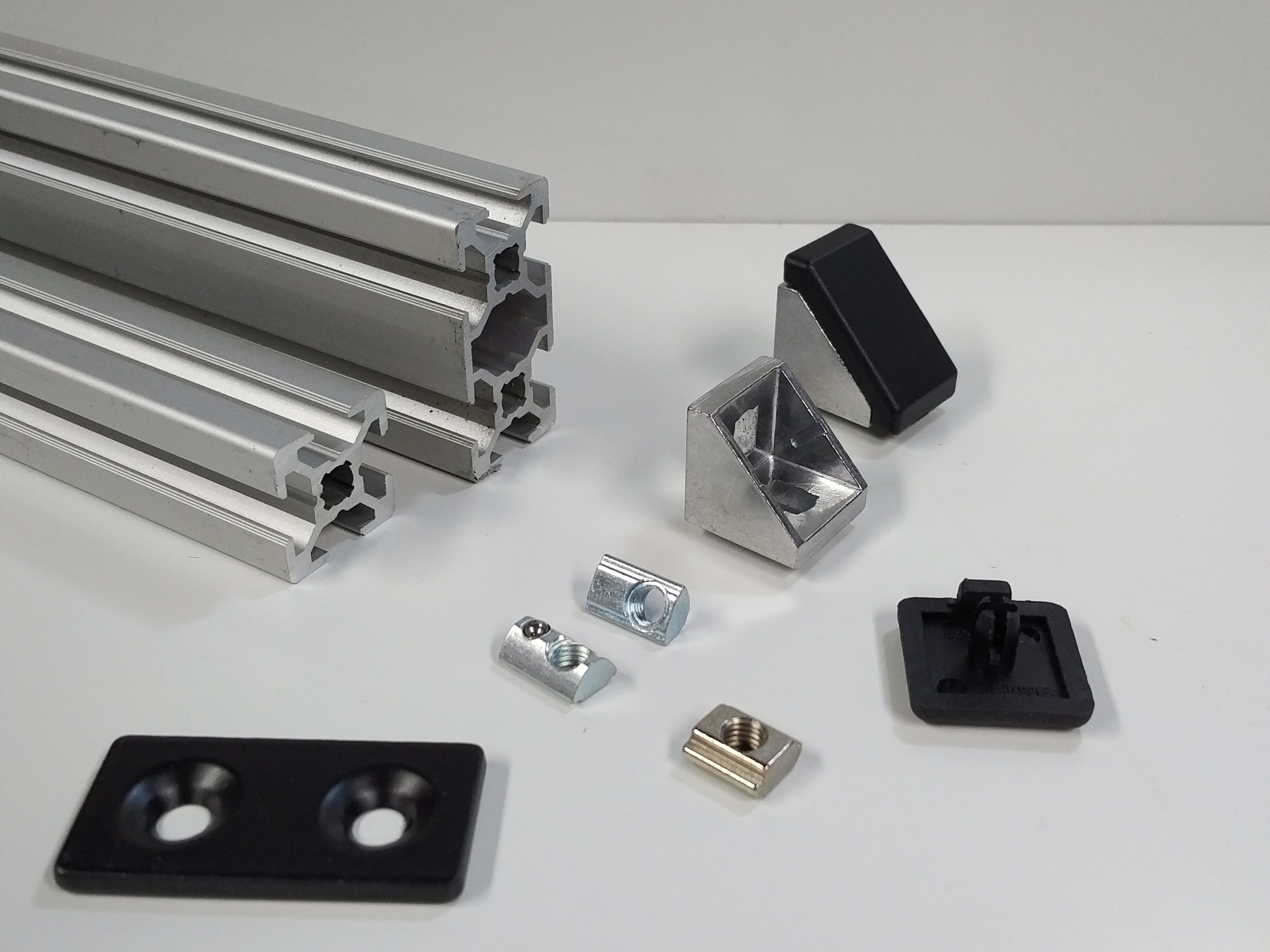 TNUTZ | Your leader in T-Slotted Aluminum Hardware & Components