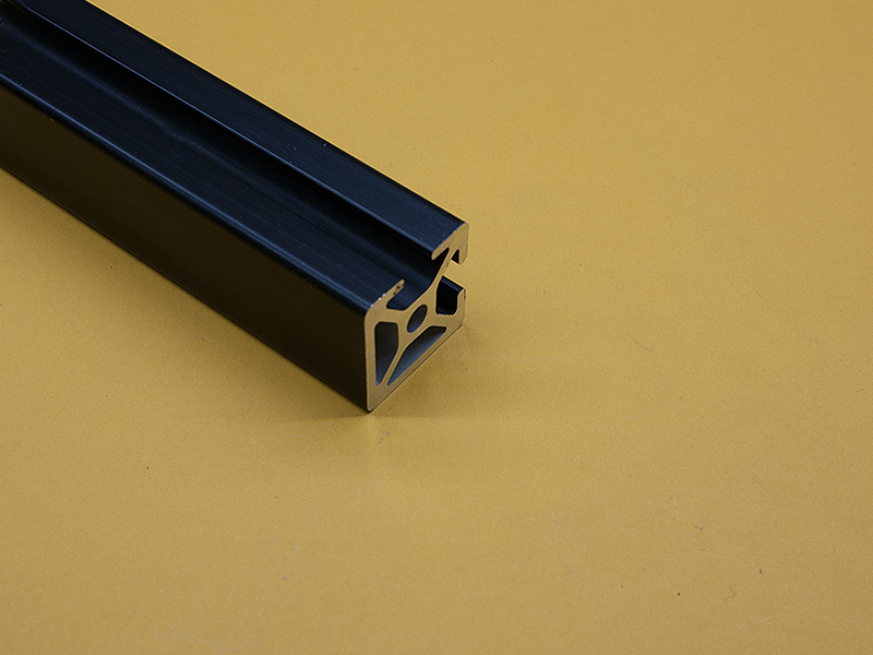"""Smooth 1.5/"""" x 1.5/"""" T-Slotted Aluminum Extrusion TNUTZ EX-1515 24/"""" long."""