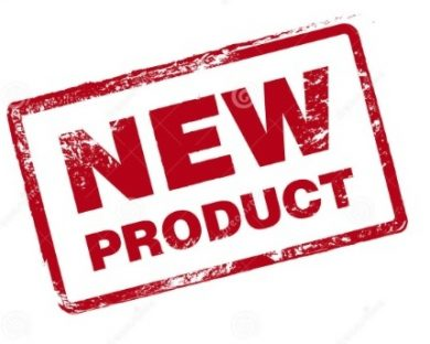 NEW PRODUCTS!!!